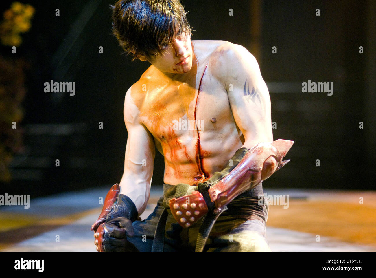 Jon Foo Tekken 2010 Stock Photo 66535997 Alamy