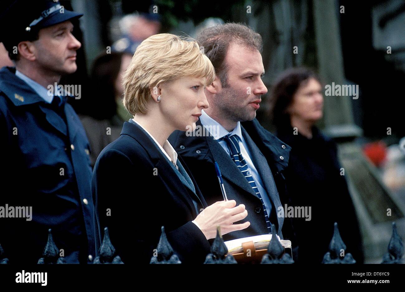 CATE BLANCHETT & DON WYCHERLEY VERONICA GUERIN (2003) - Stock Image