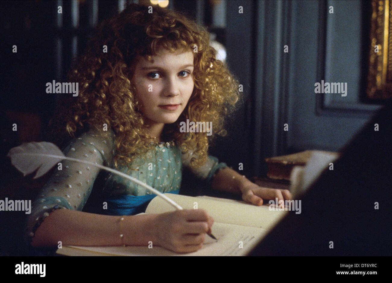 Kirsten Dunst Interview With The Vampire The Vampire Chronicles Stock Photo Alamy