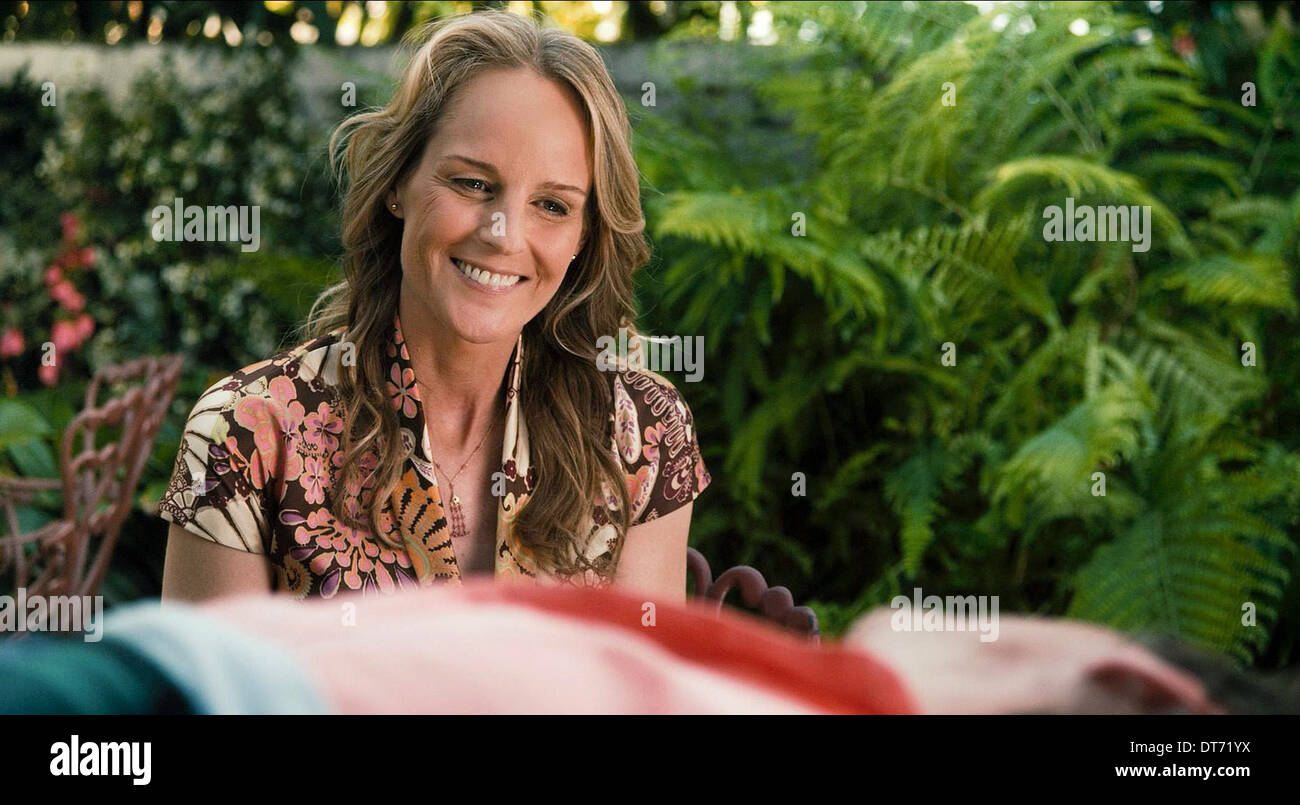 HELEN HUNT THE SESSIONS (2012) - Stock Image