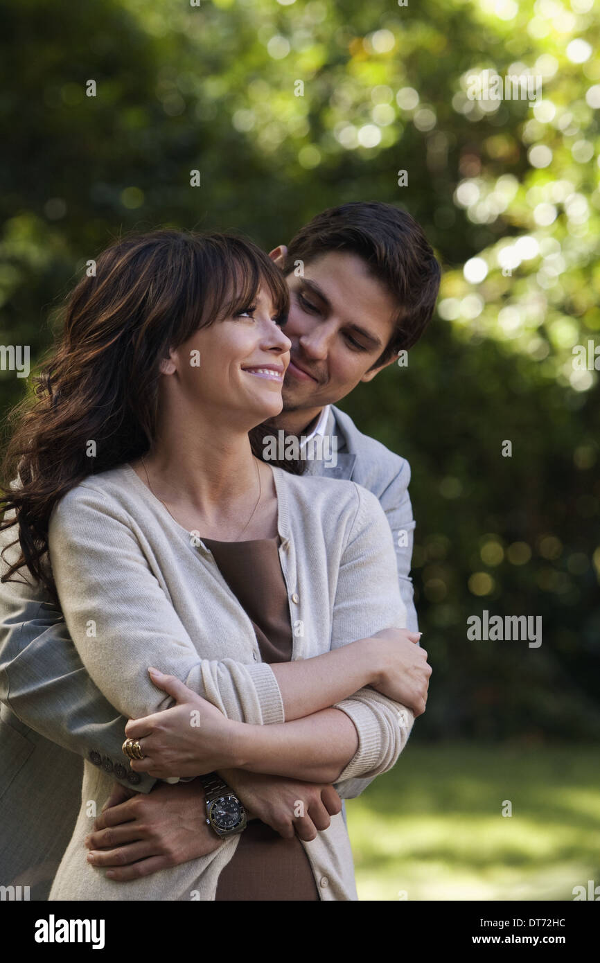 JENNIFER LOVE HEWITT & SEAN FARIS THE LOST VALENTINE (2011) - Stock Image