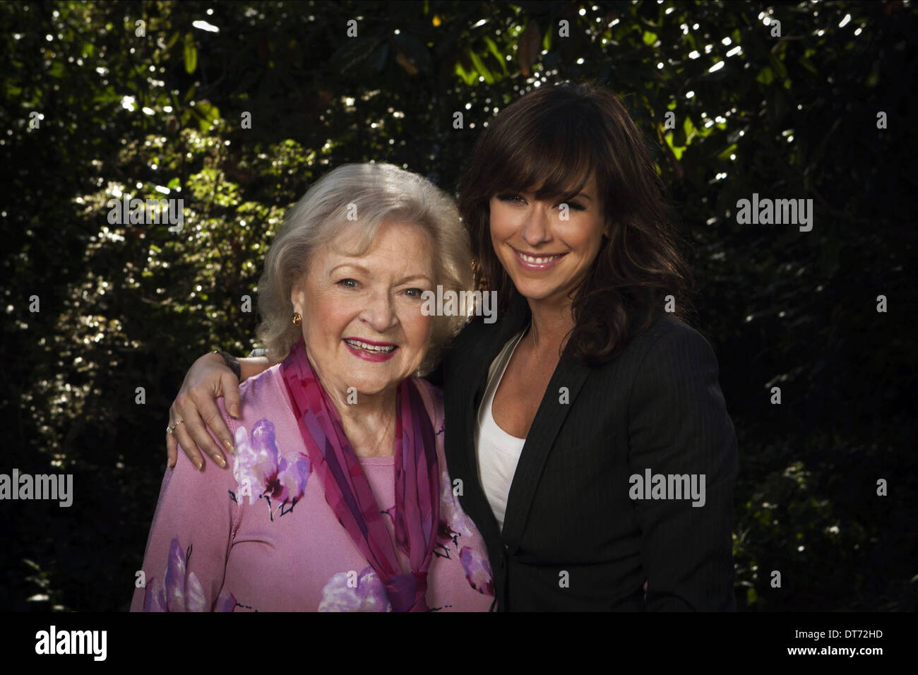 BETTY WHITE & JENNIFER LOVE HEWITT THE LOST VALENTINE (2011) - Stock Image