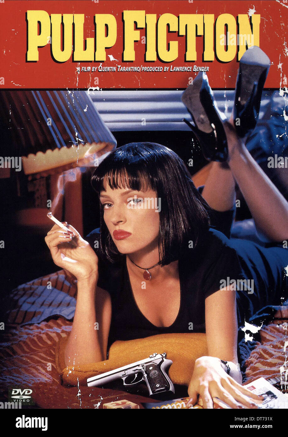 poster pelicula pulp fiction