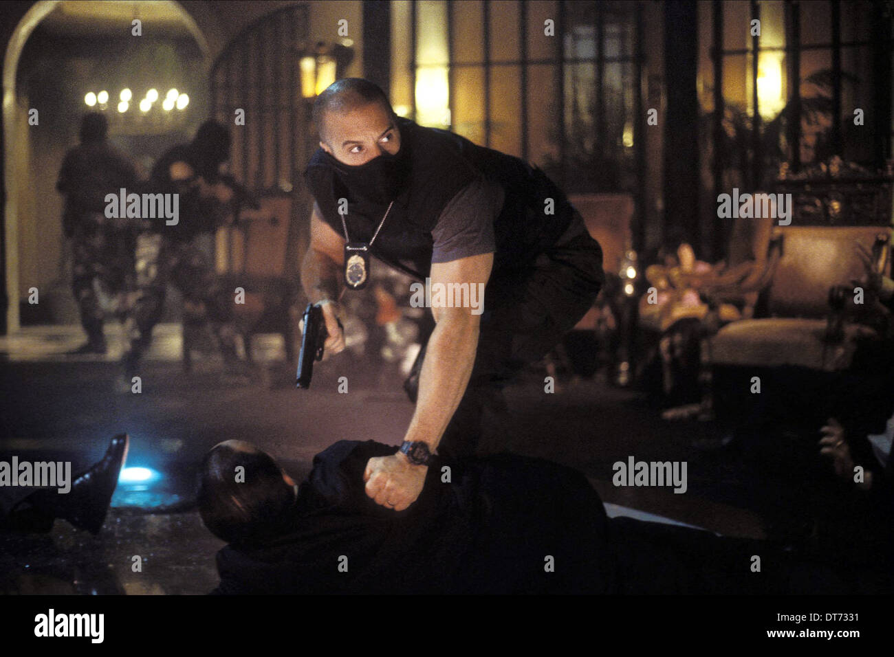VIN DIESEL A MAN APART (2003 Stock Photo: 66538949 - Alamy