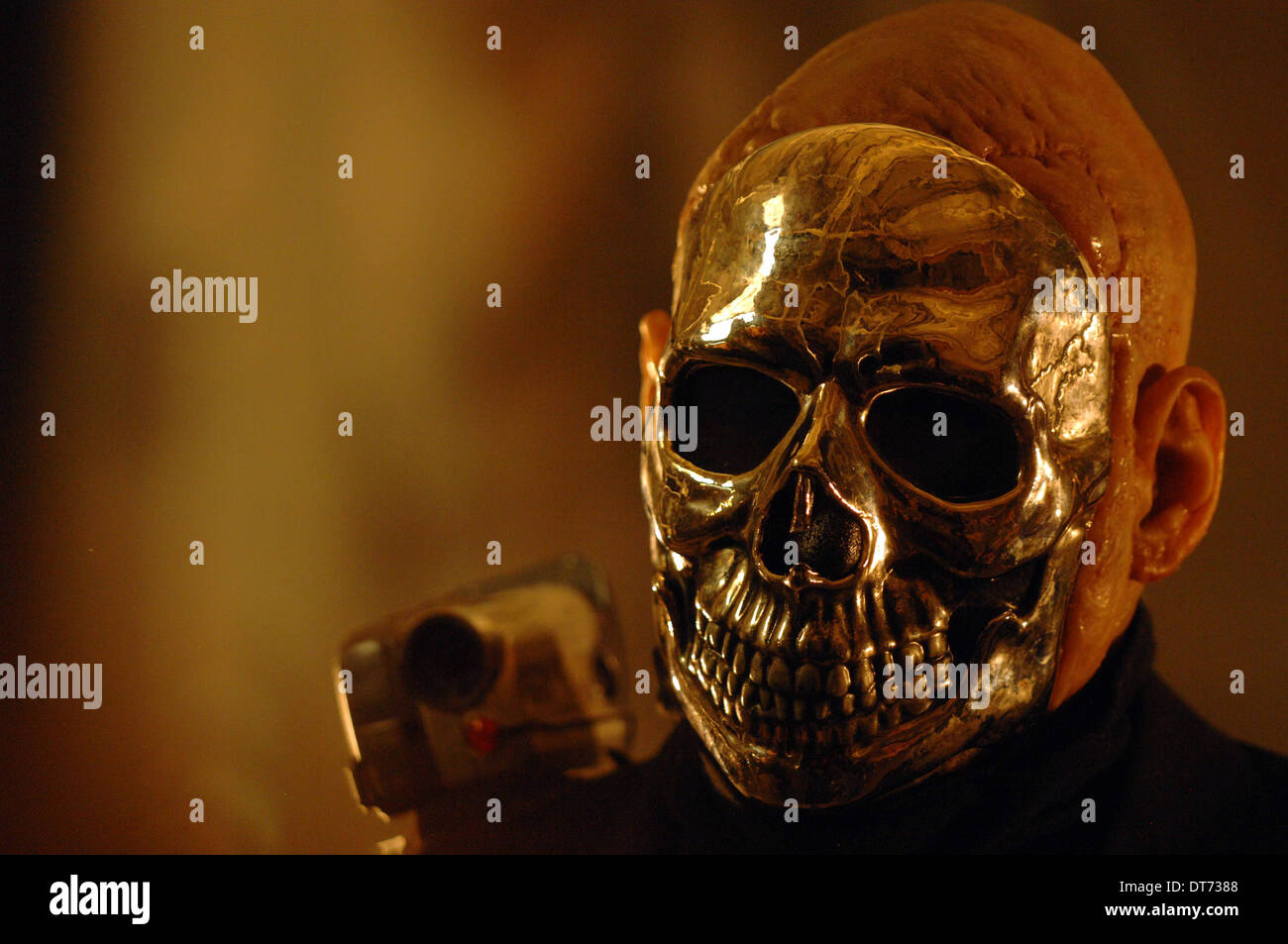 NICK PRINCIPE CHROMESKULL: LAID TO REST 2 (2011) - Stock Image