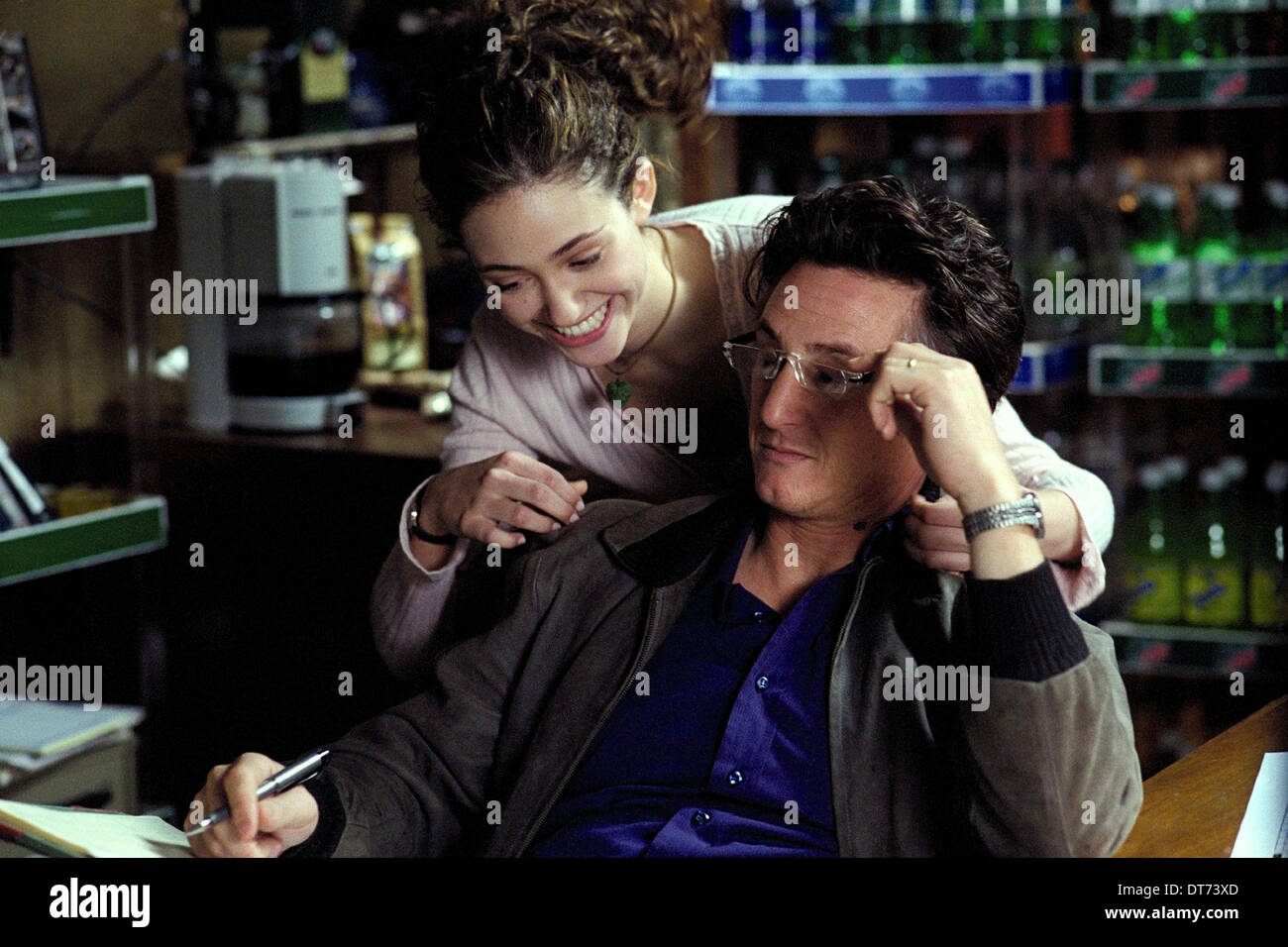 Emmy Rossum Mystic River 2003 High Resolution Stock Photography And Images Alamy