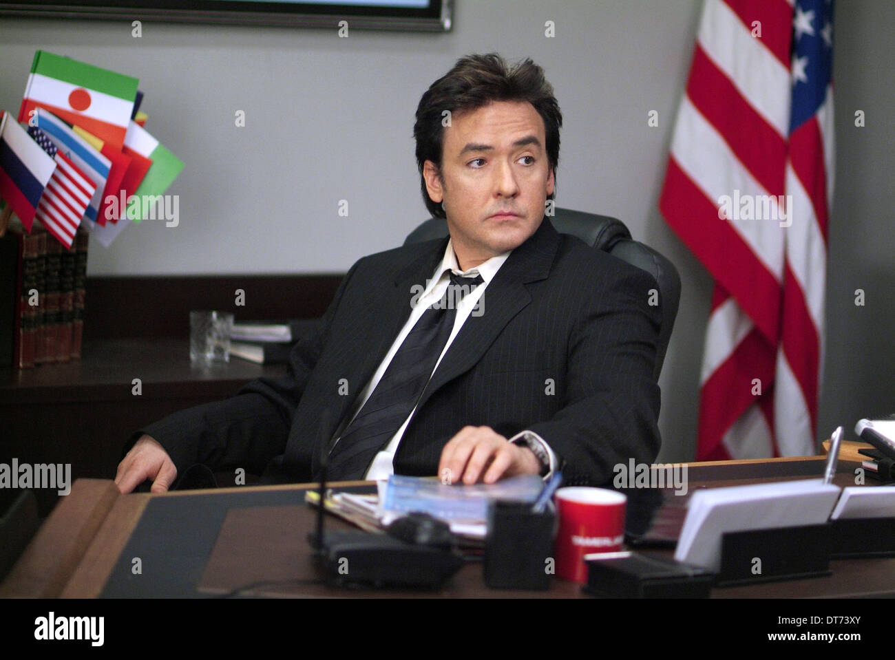 JOHN CUSACK WAR INC. (2008) - Stock Image