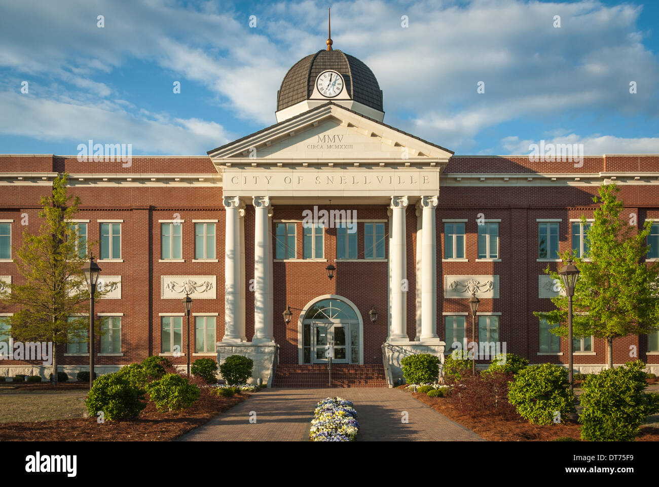 Snellville City Hall at located in Snellville, Georgia