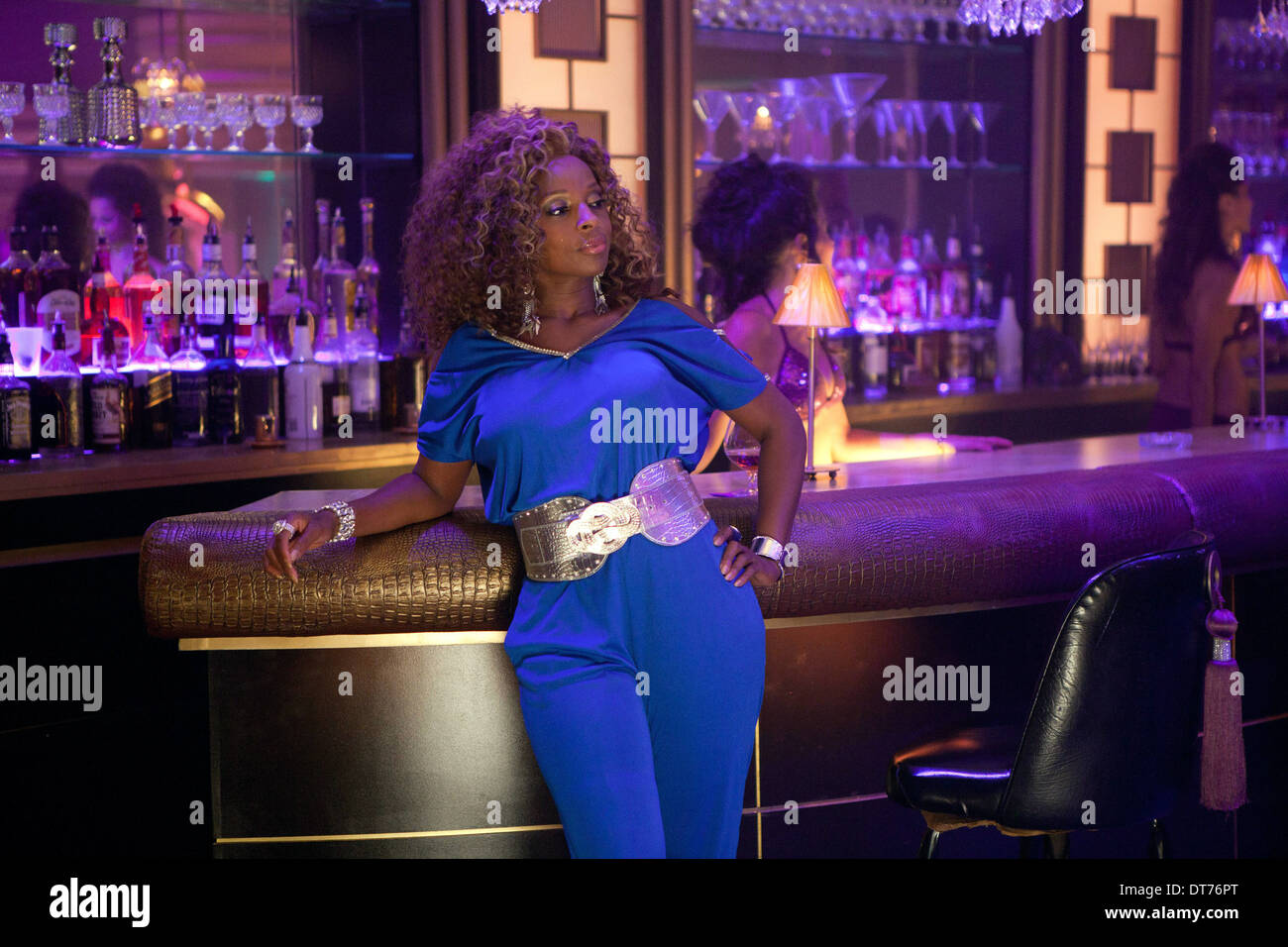MARY J. BLIGE ROCK OF AGES (2012) - Stock Image