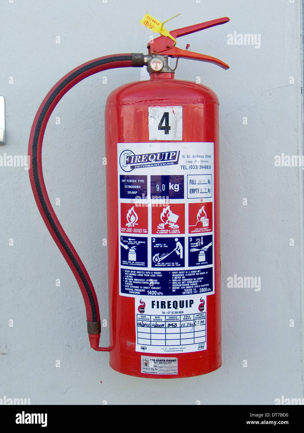 Extinguishers Stock Photos & Extinguishers Stock Images - Page 10 ...