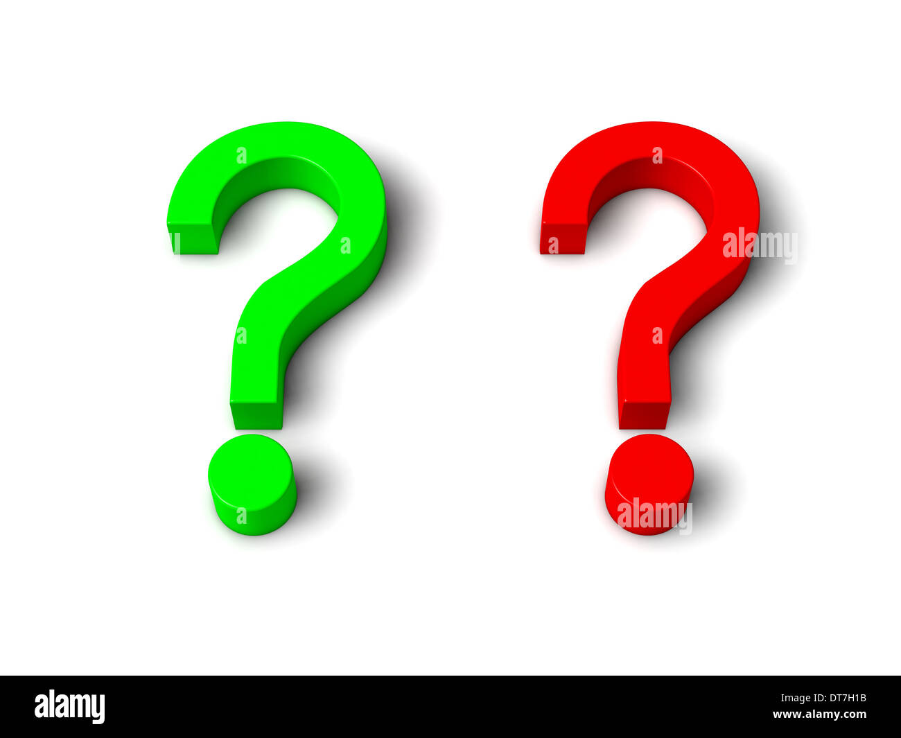 question mark sing letter stock photo 66549879 alamy