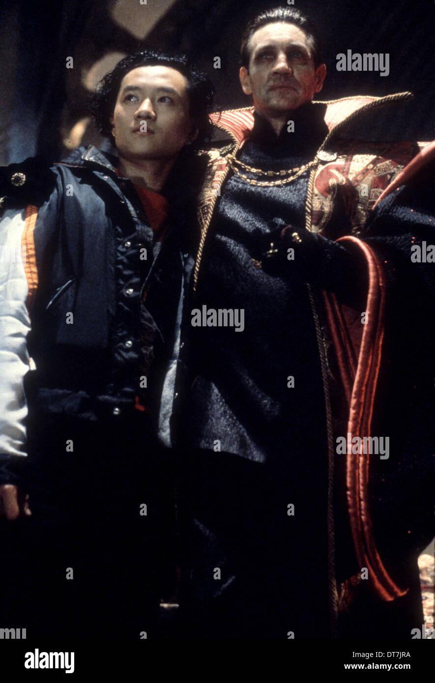 YEE JEE TSO & ERIC ROBERTS DOCTOR WHO (1996) - Stock Image