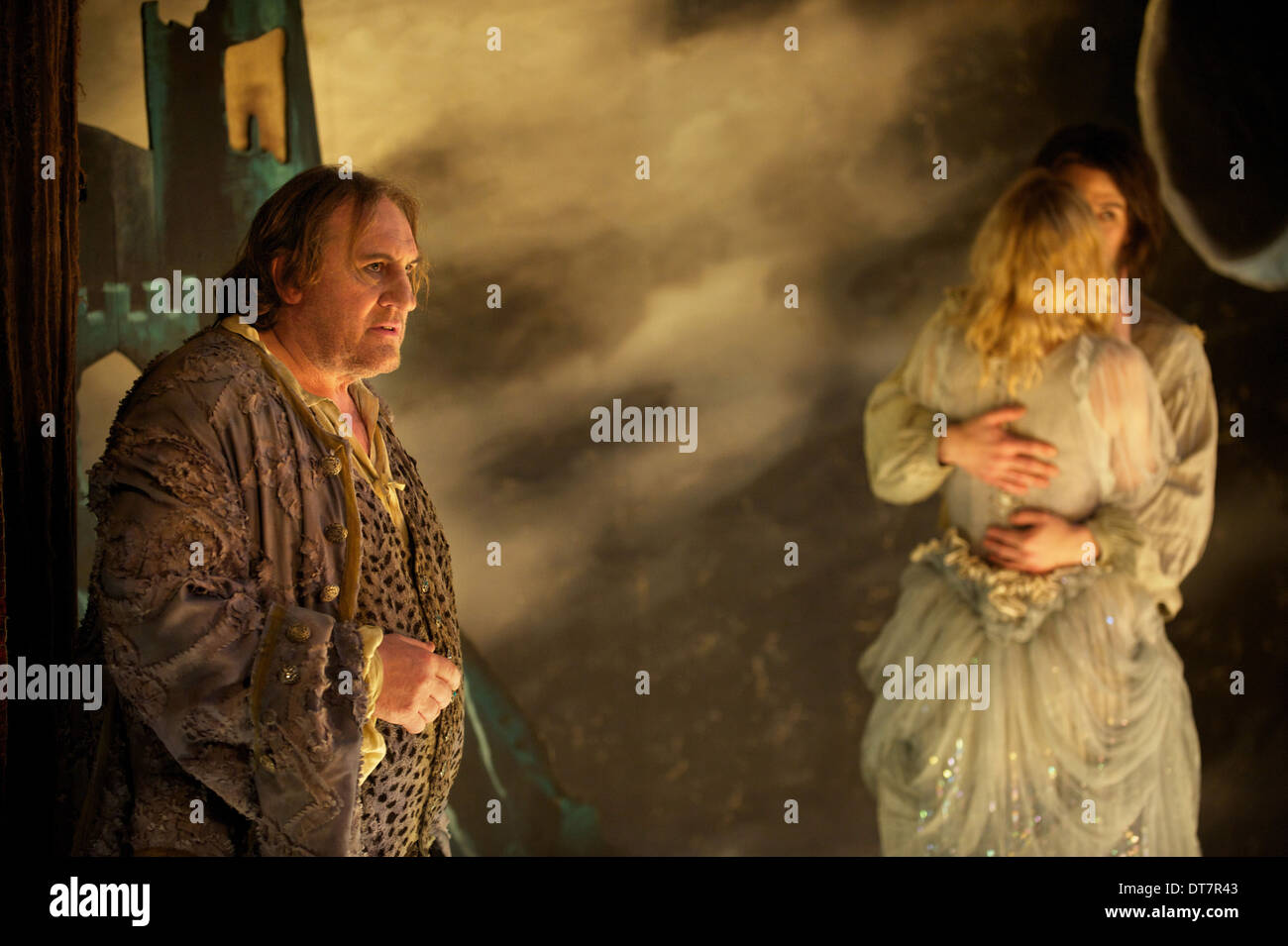 GERARD DEPARDIEU THE MAN WHO LAUGHS; L'HOMME QUI RIT (2012) - Stock Image