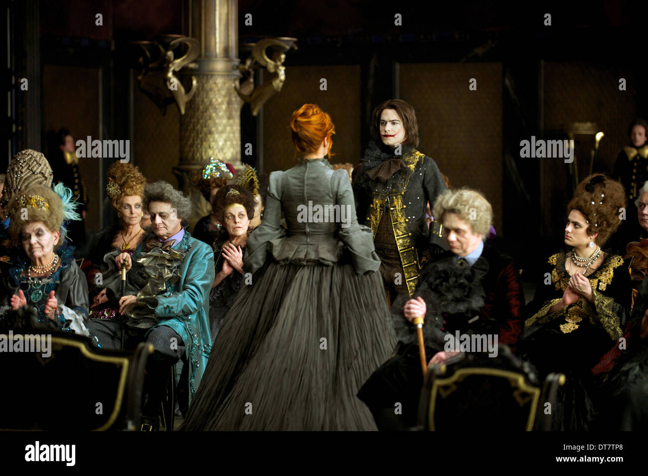 MARC-ANDRE GRONDIN THE MAN WHO LAUGHS; L'HOMME QUI RIT (2012) - Stock Image