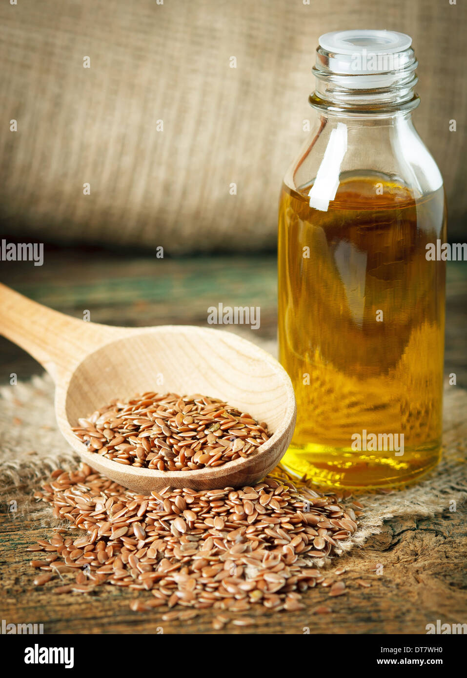 Flaxseed Oil Stock Photos Flaxseed Oil Stock Images Alamy