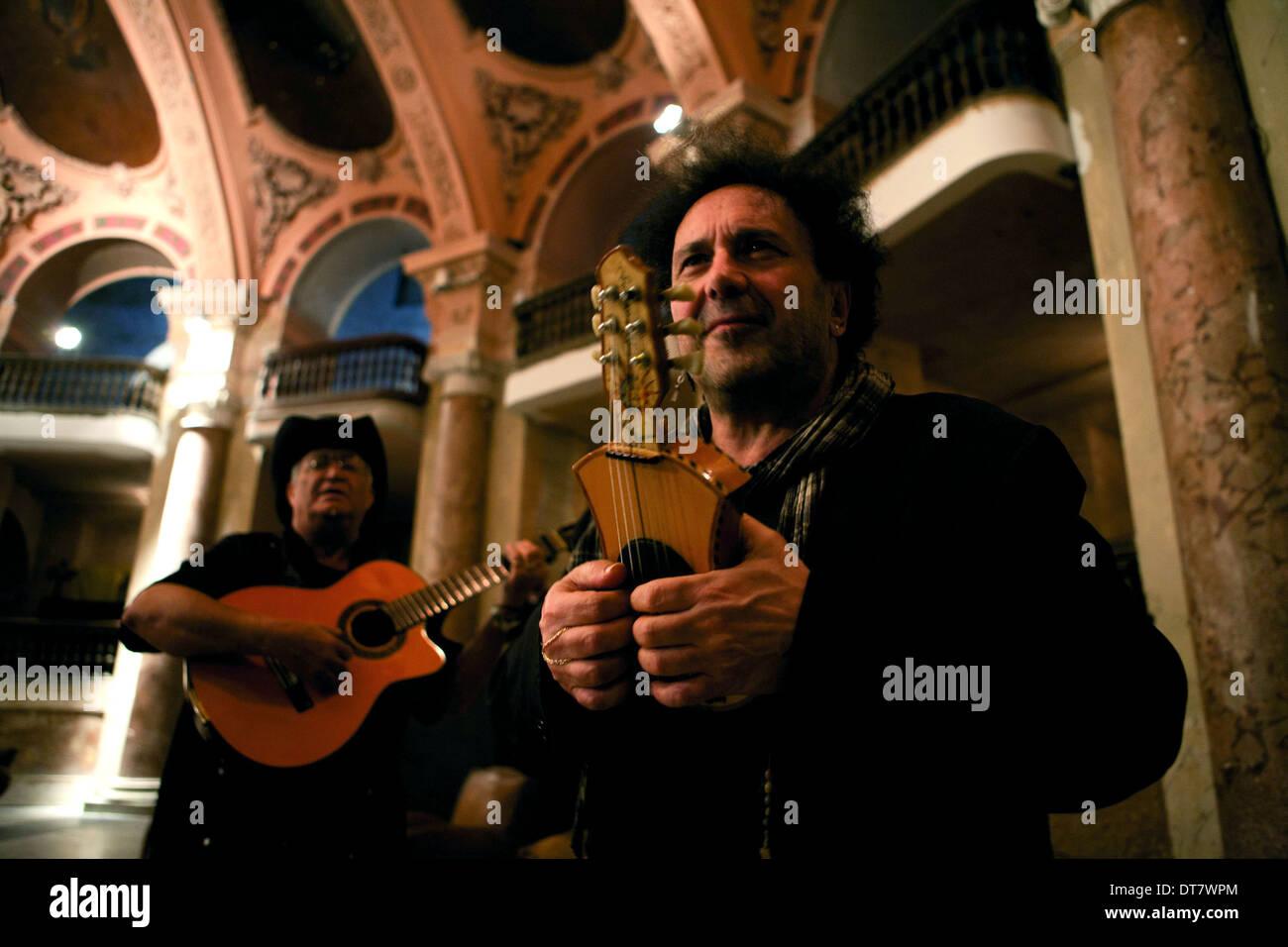ENZO AVITABILE ENZO AVITABILE MUSIC LIFE (2012) - Stock Image