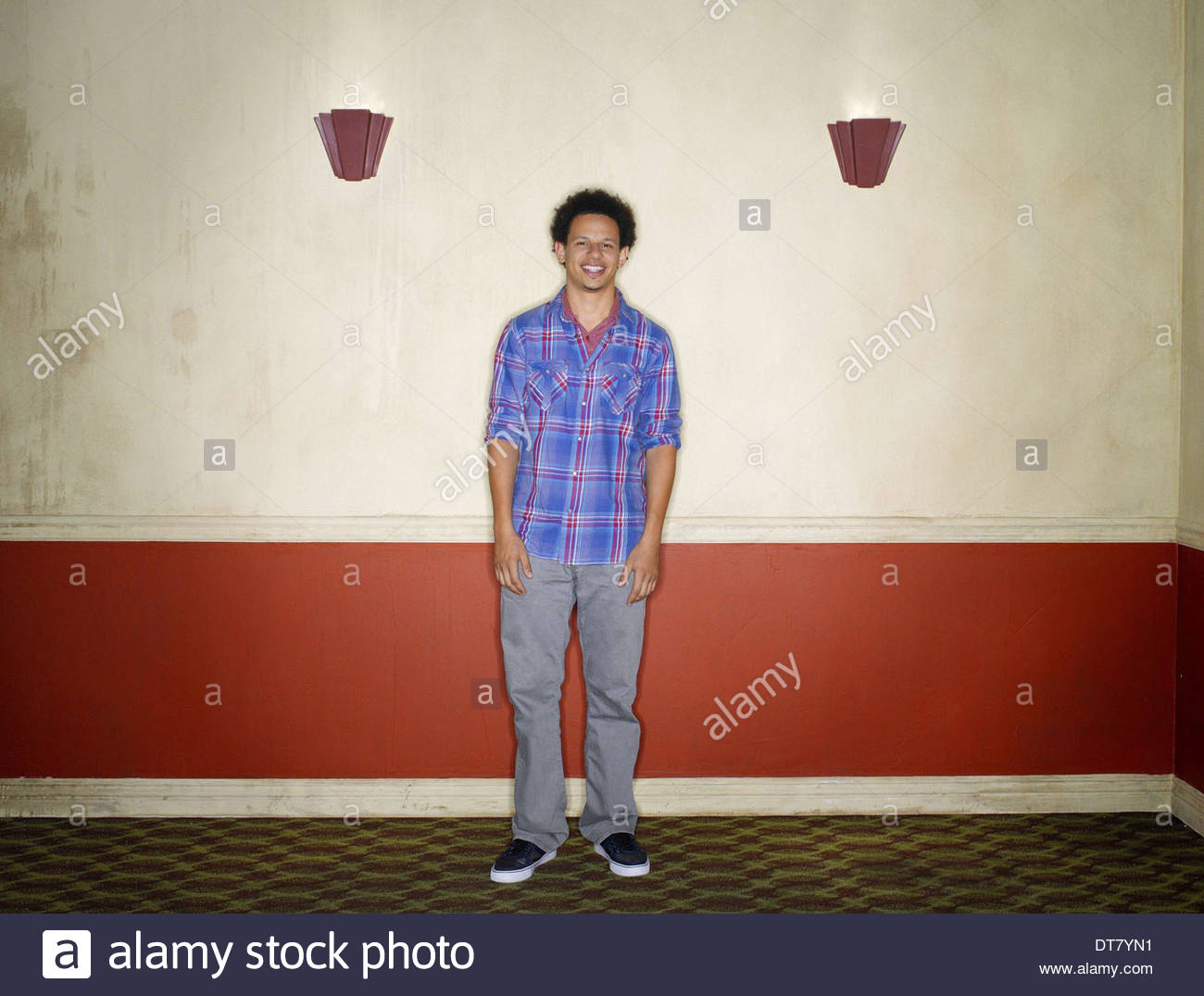 ERIC ANDRE DON'T TRUST THE B---- IN APARTMENT 23 (2012) - Stock Image