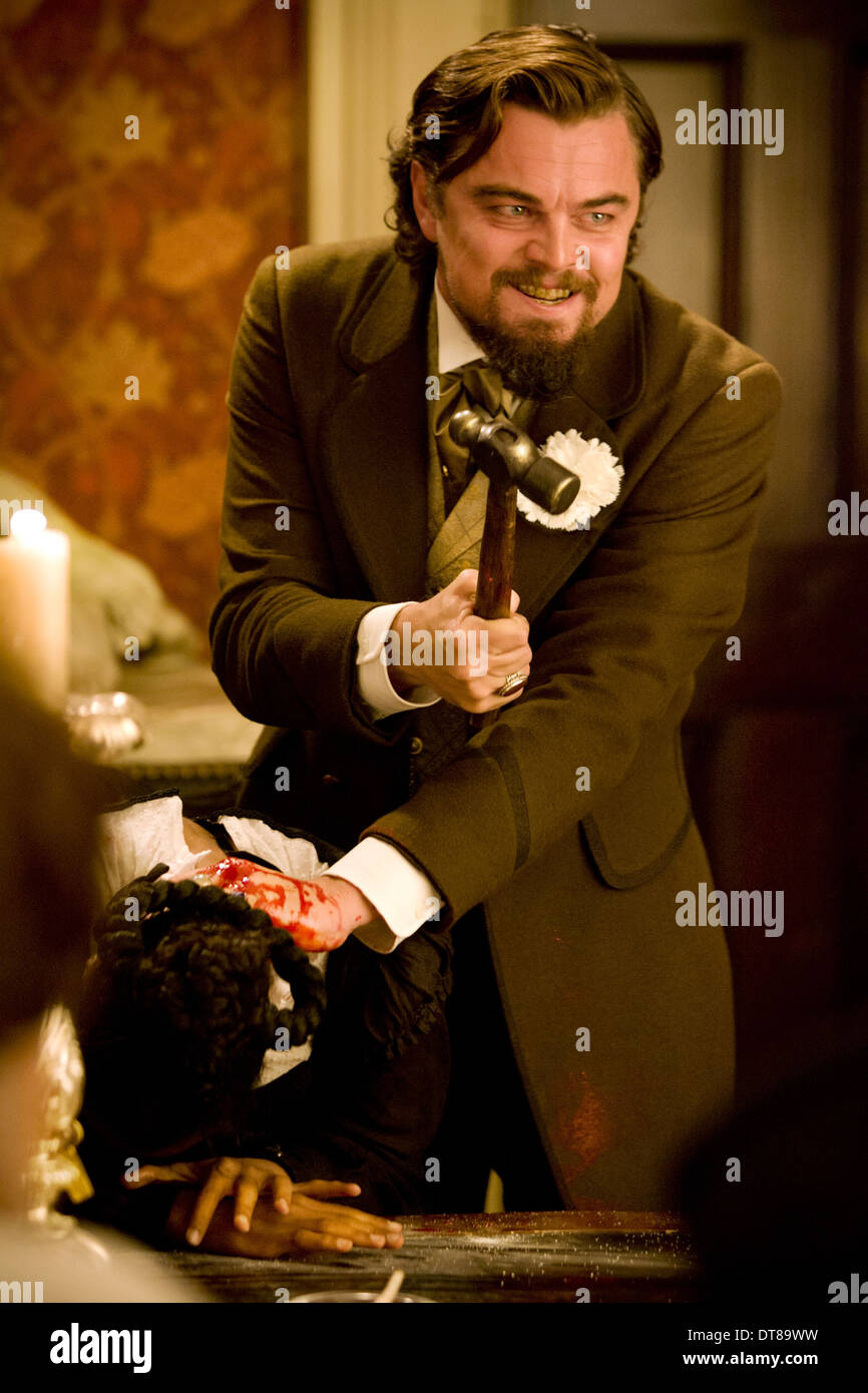 00091948260f8d DJANGO UNCHAINED (2012) LEONARDO DICAPRIO Stock Photo: 66566245 - Alamy