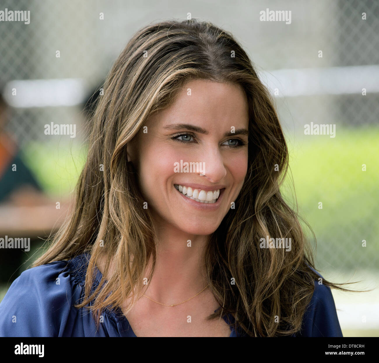 Amanda Peet Identity Thief 2013 Stock Photo Alamy