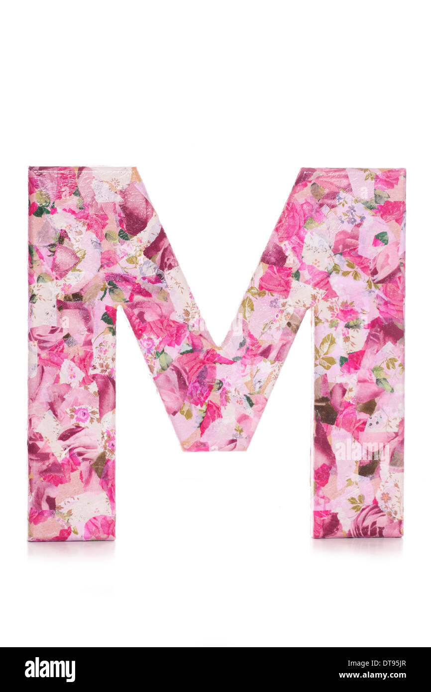 Letter M Stock Photos & Letter M Stock Images - Alamy