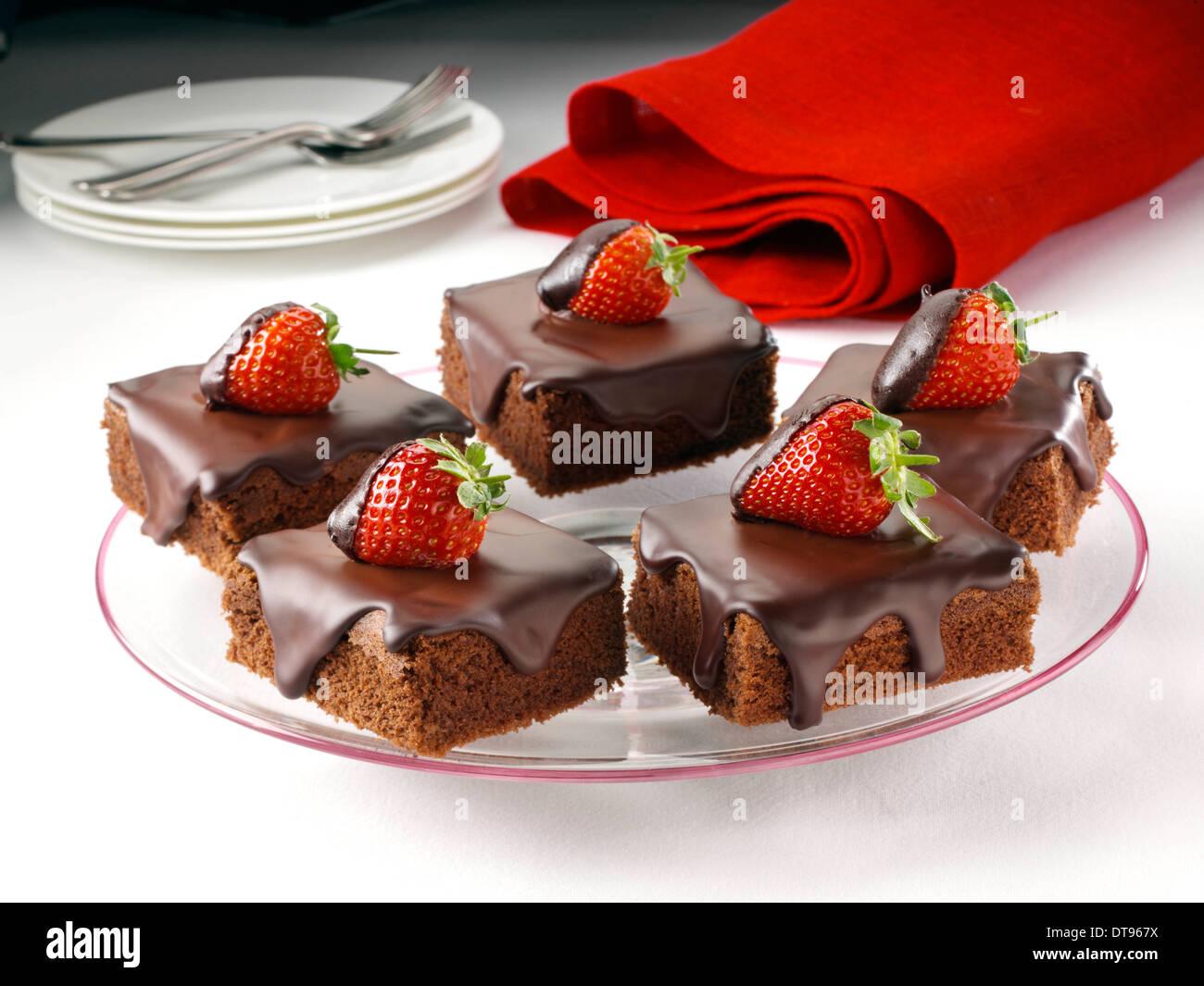 Cupid Chocolate Cake Home Made Traybake Valentine S Day Romantic