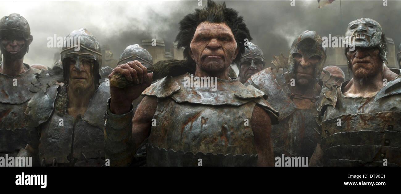 Ben Daniels Jack The Giant Slayer 2013 Stock Photo Alamy