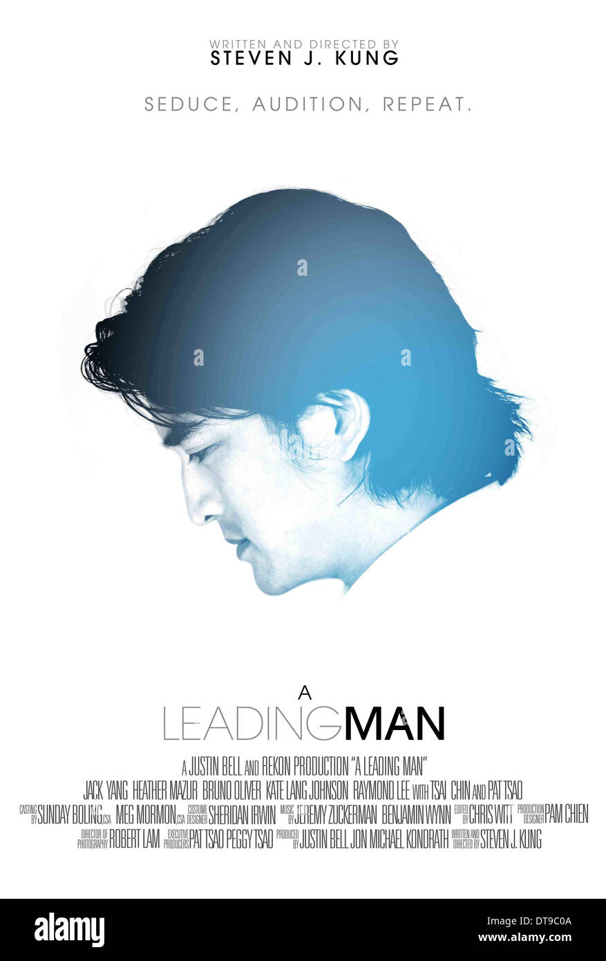 JACK YANG A LEADING MAN (2013) - Stock Image