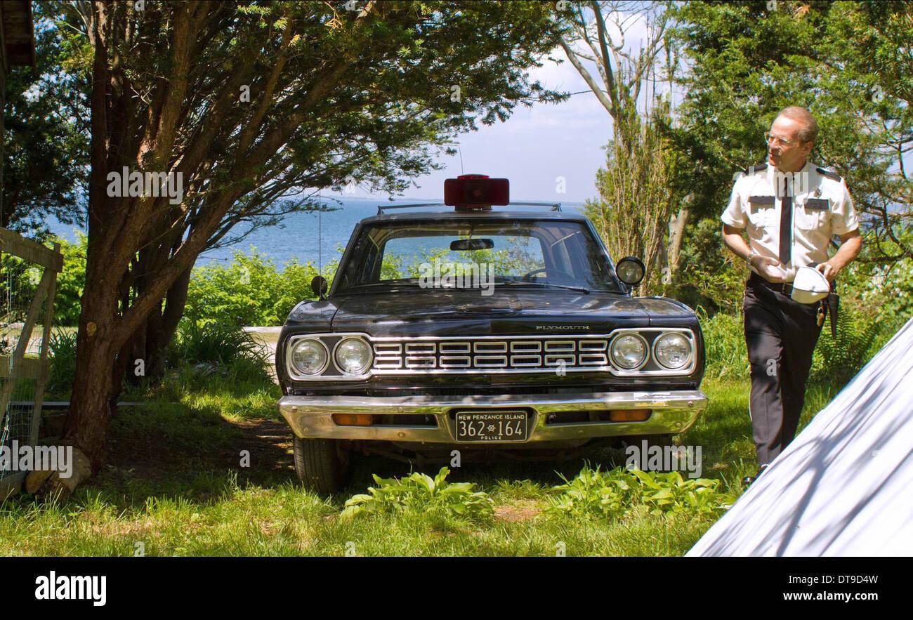 BRUCE WILLIS MOONRISE KINGDOM (2012) - Stock Image