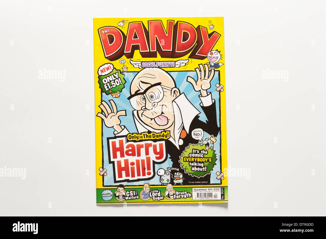 The Dandy - Stock Image