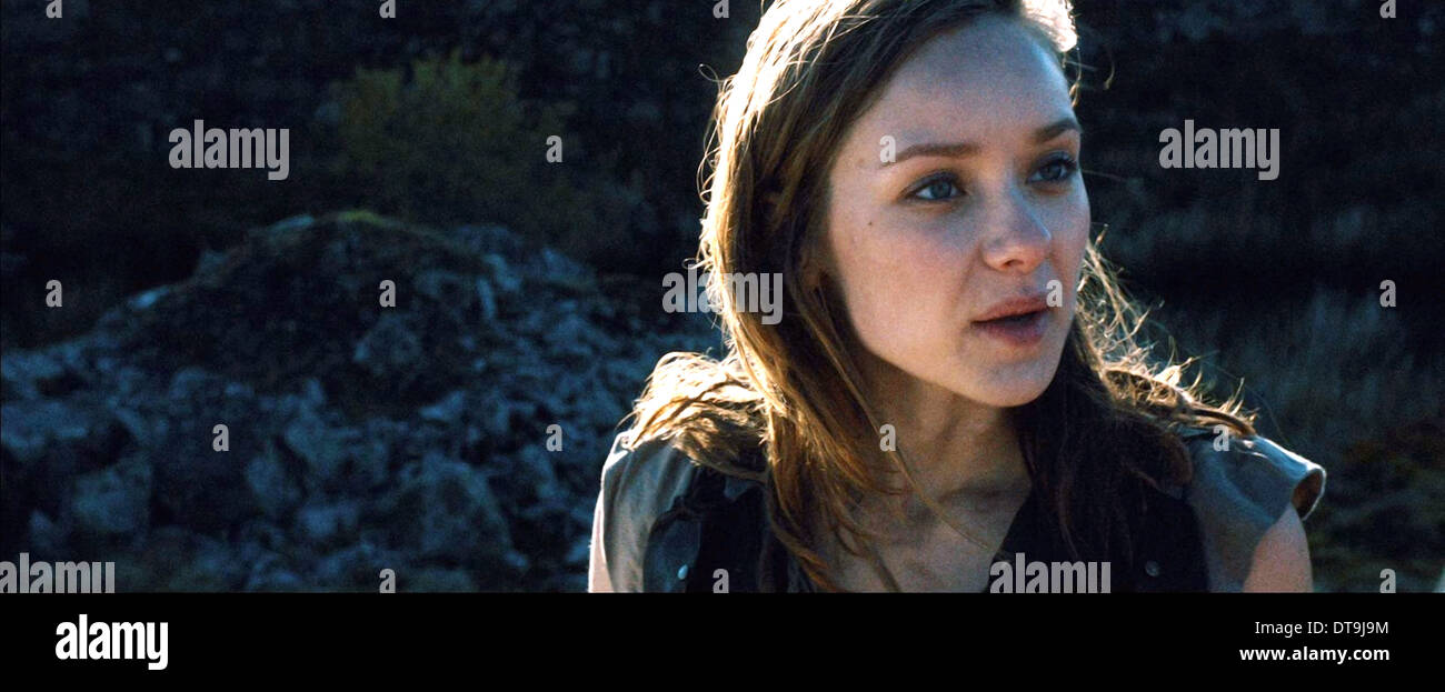 ALEXANDRA DOWLING HAMMER OF THE GODS (2013) - Stock Image