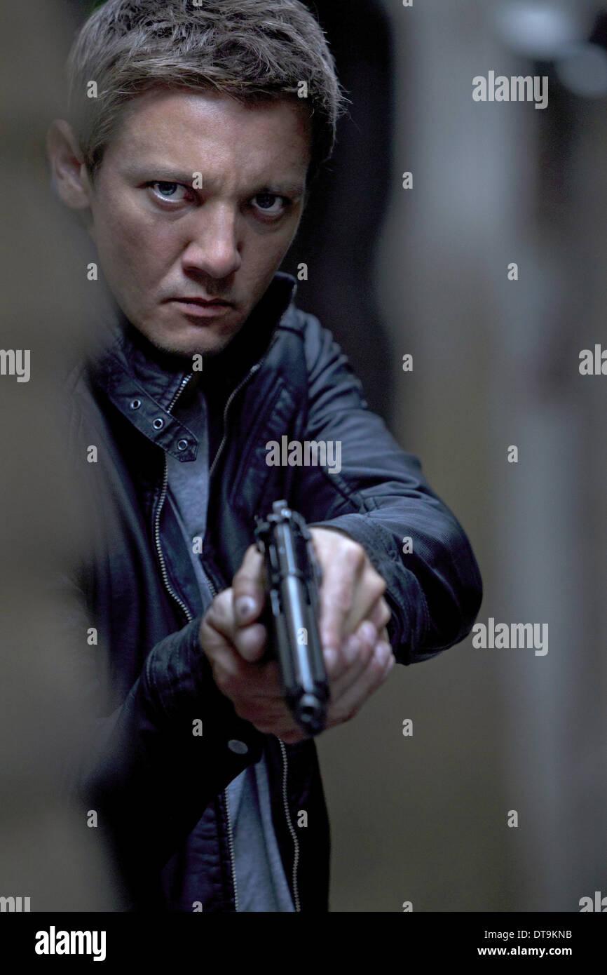 Jeremy Renner The Bourne Legacy 2012 Stock Photo Alamy