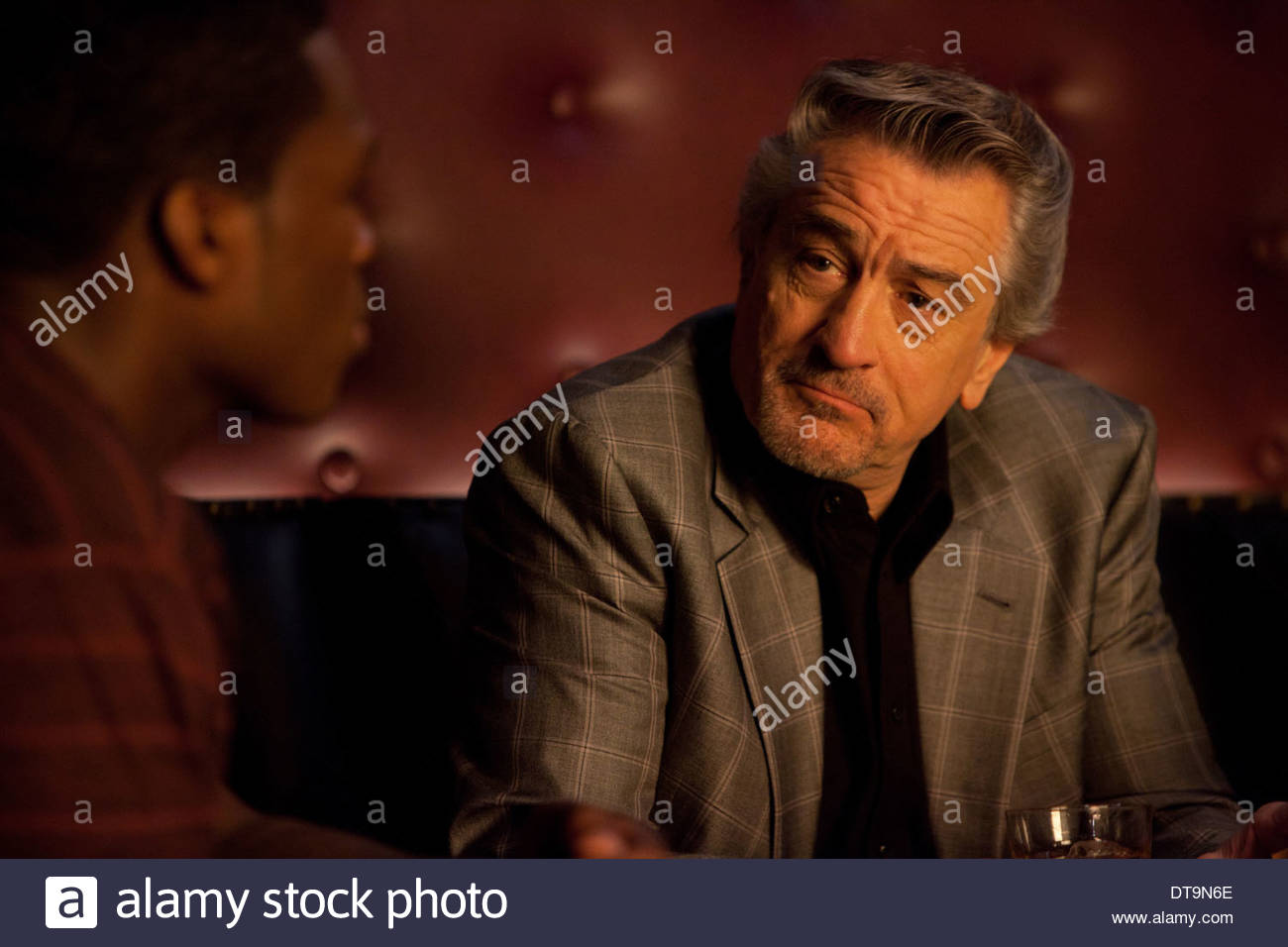 Robert De Niro As Joe Sarcone Film Title Crossfire Stock Photos