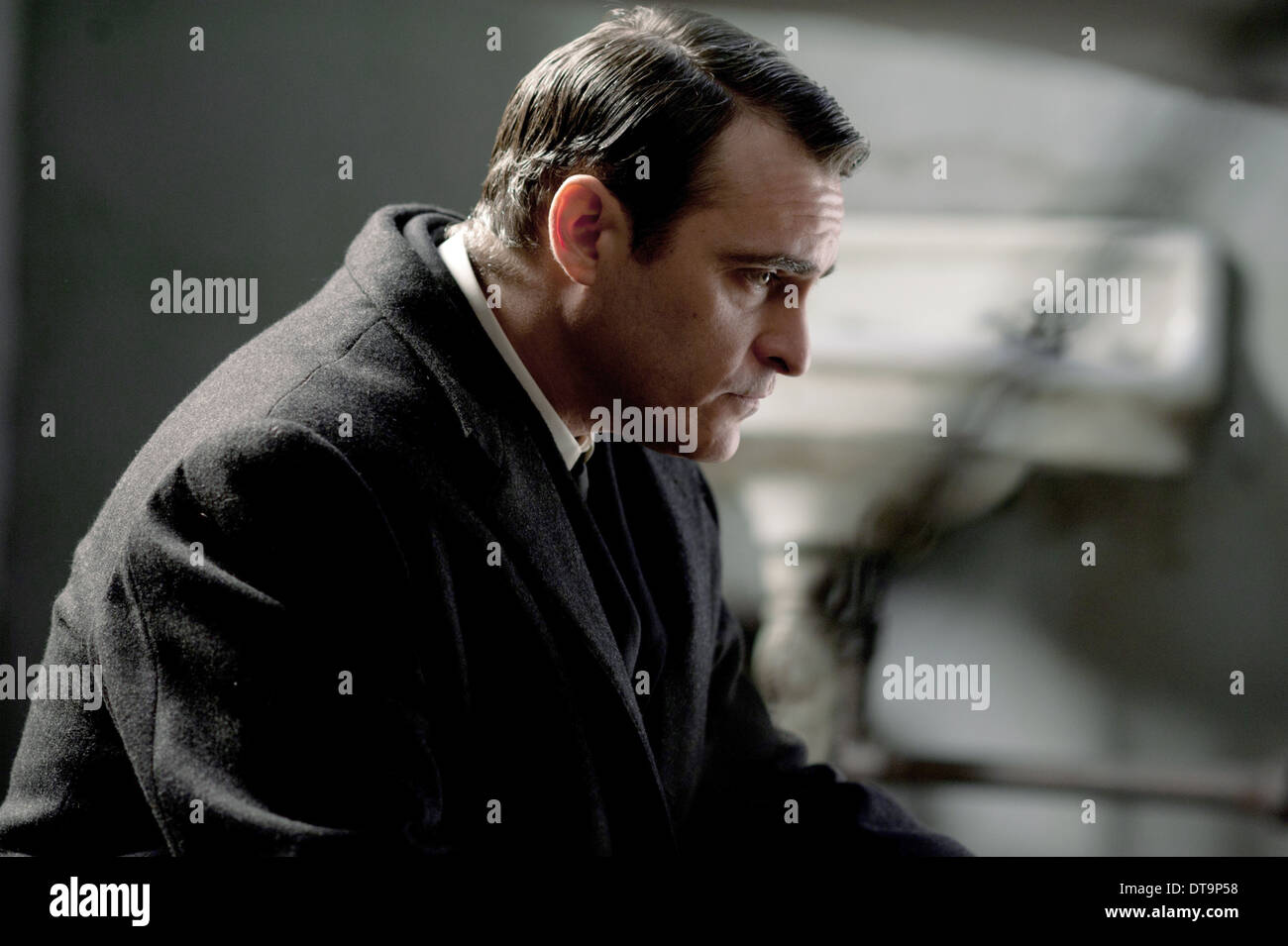 JOAQUIN PHOENIX THE IMMIGRANT (2013) - Stock Image