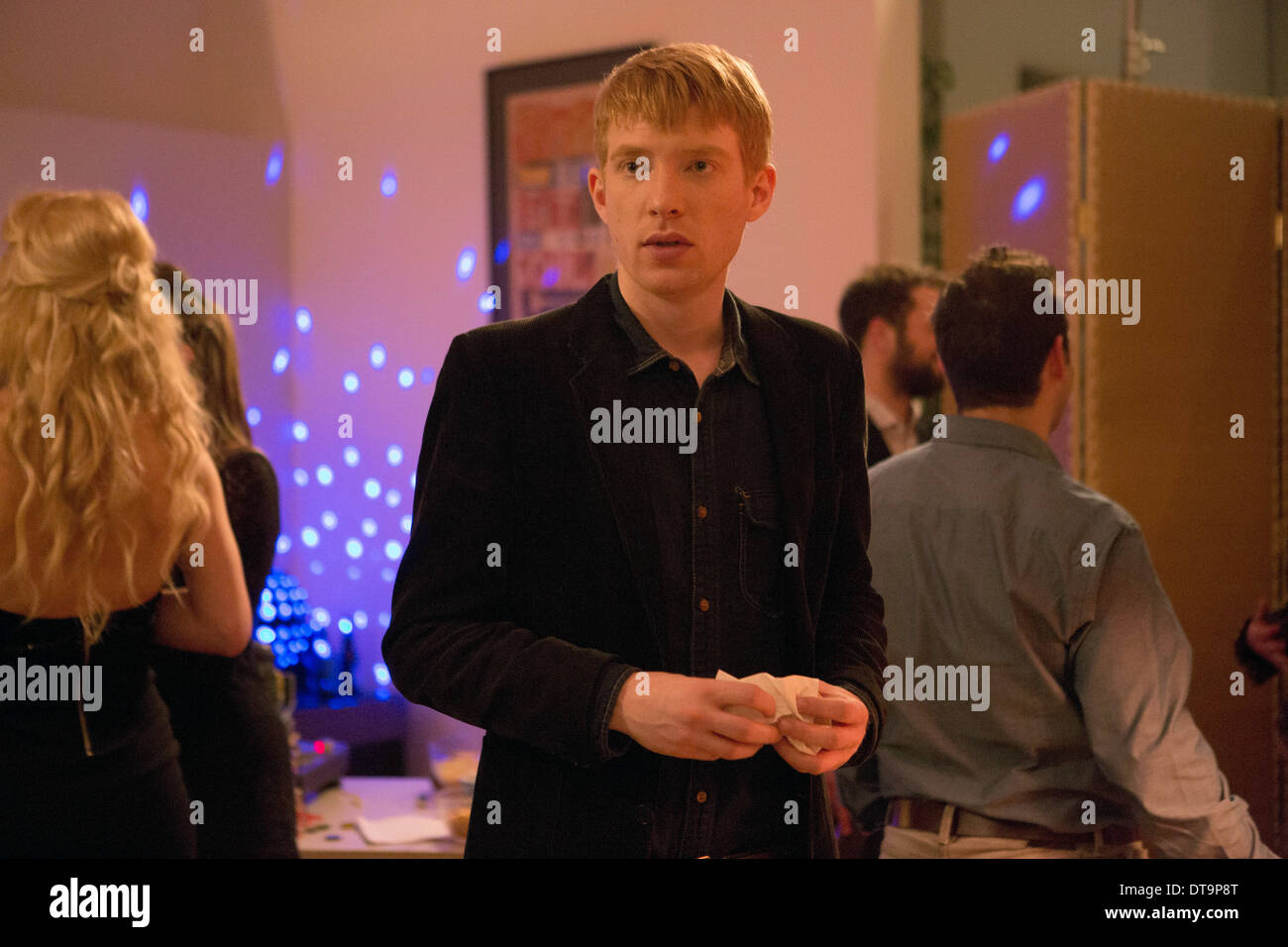 Domhnall Gleeson About Time 2013 Stock Photo Alamy