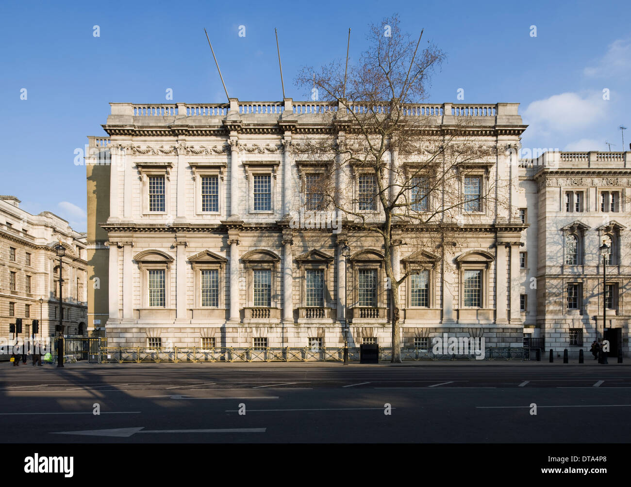 Banqueting Hall Whitehall Stock Photos Banqueting Hall Whitehall
