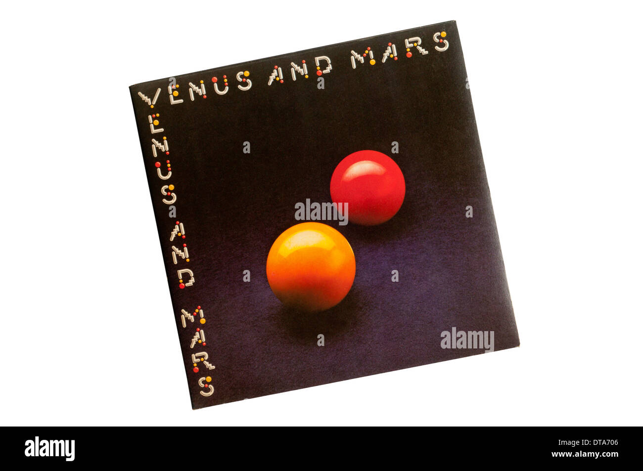 Venus and Mars was released in 1975 and was the fourth album