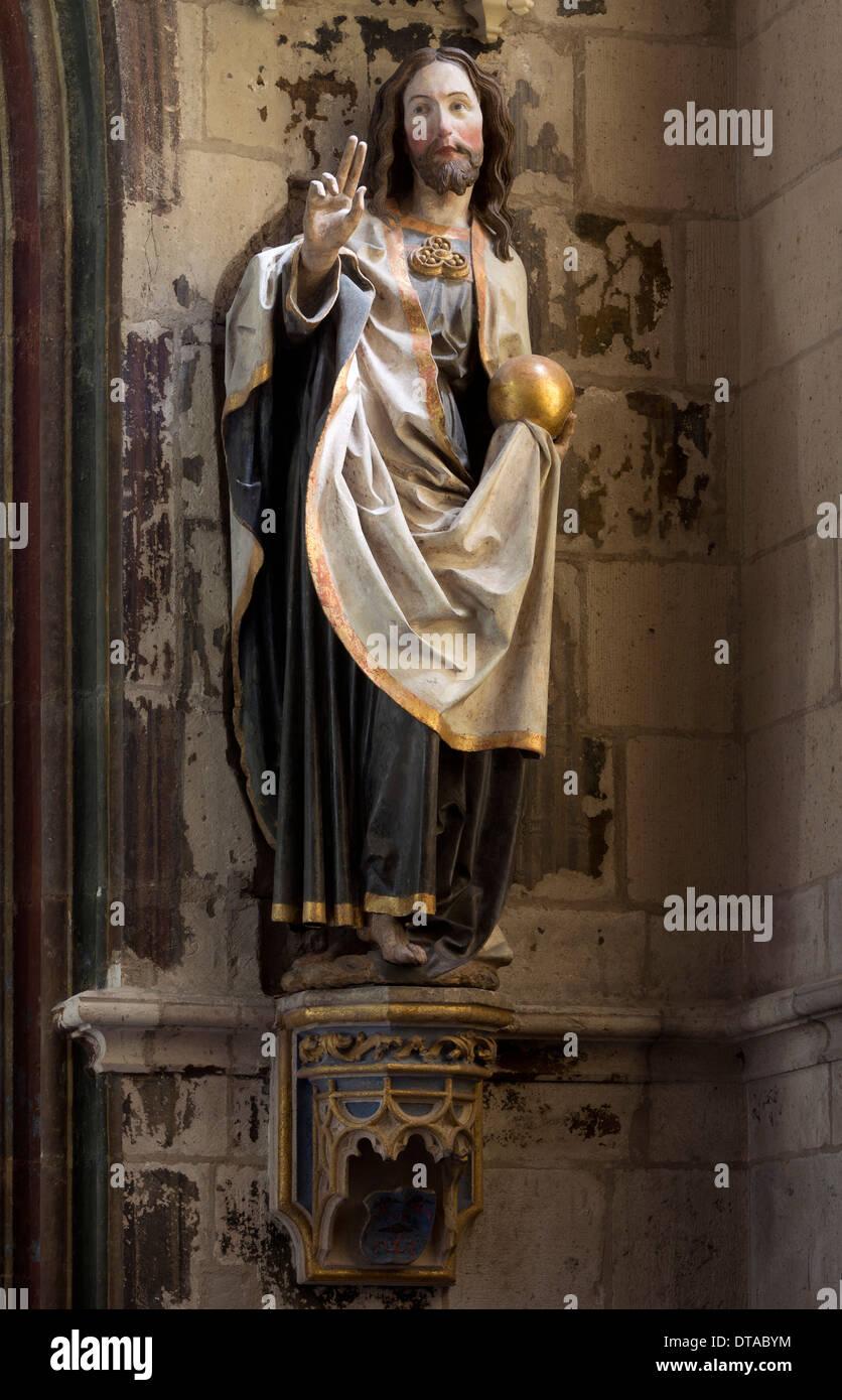 Köln, St. Maria im Kapitol - Stock Image