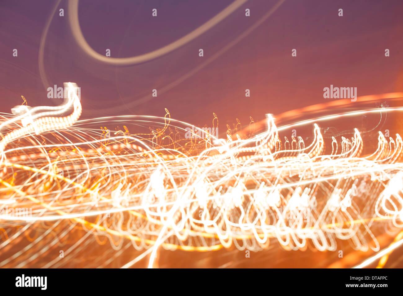 light effect - Stock Image