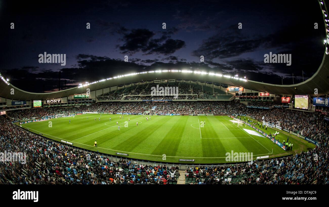 ANZ Stadium, Sydney - Stock Image