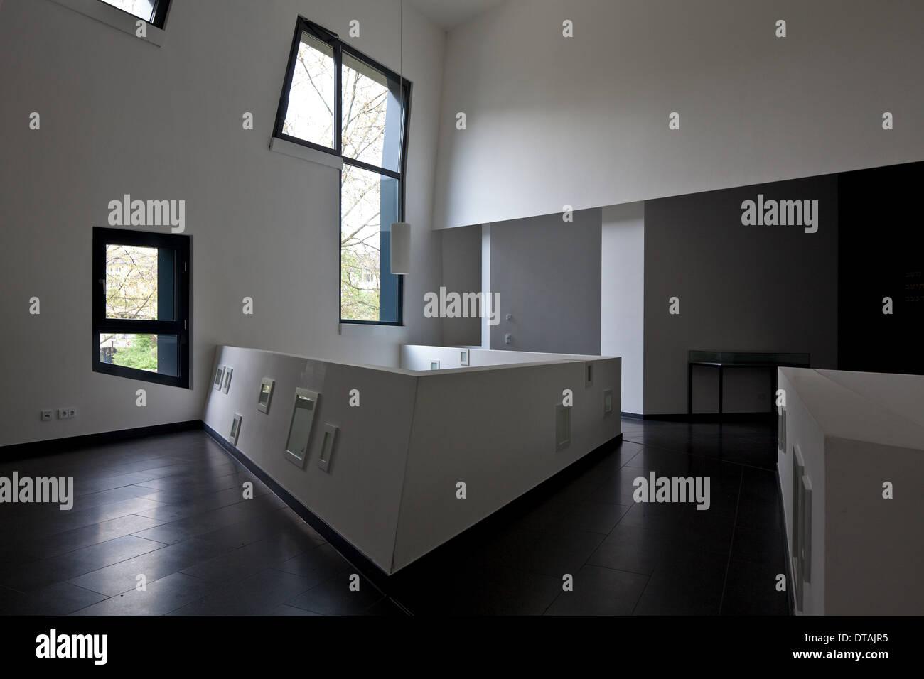 Mainz, Neue Synagoge - Stock Image