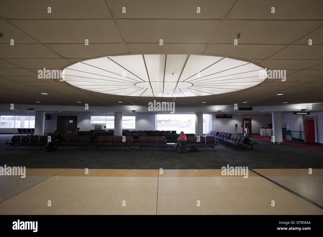 Melbourne airport domestic departures