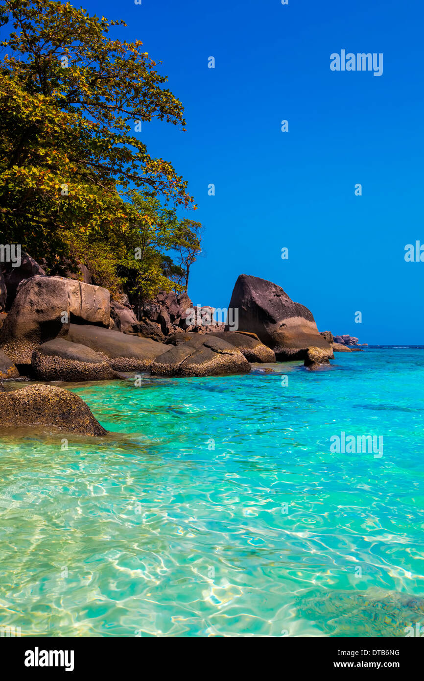 Similan Islands - Stock Image