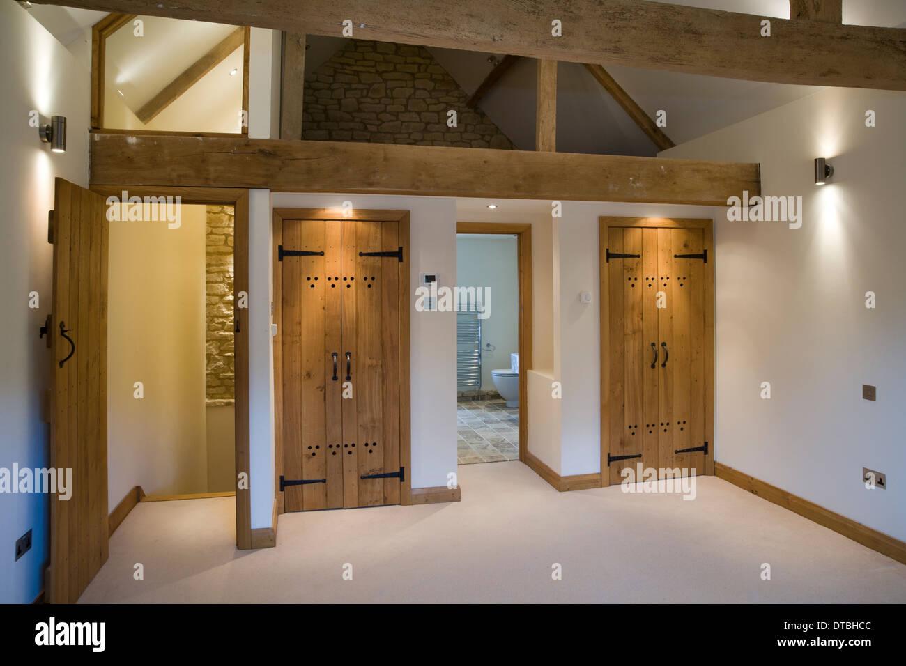 Upmarket attic bedroom conversion with ensuite bathroom and ...