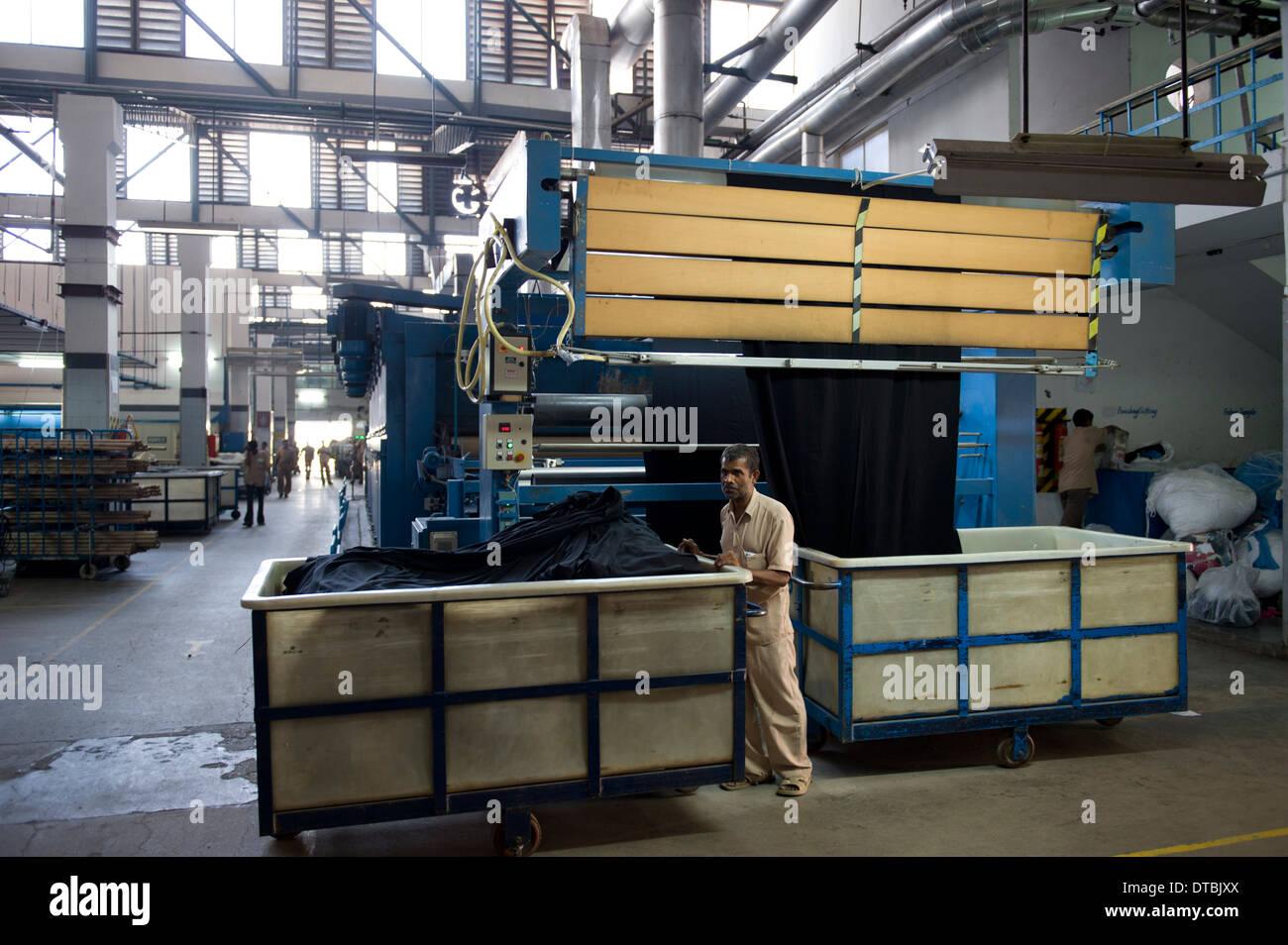 India Madhya Pradesh, textile company Maral Overseas