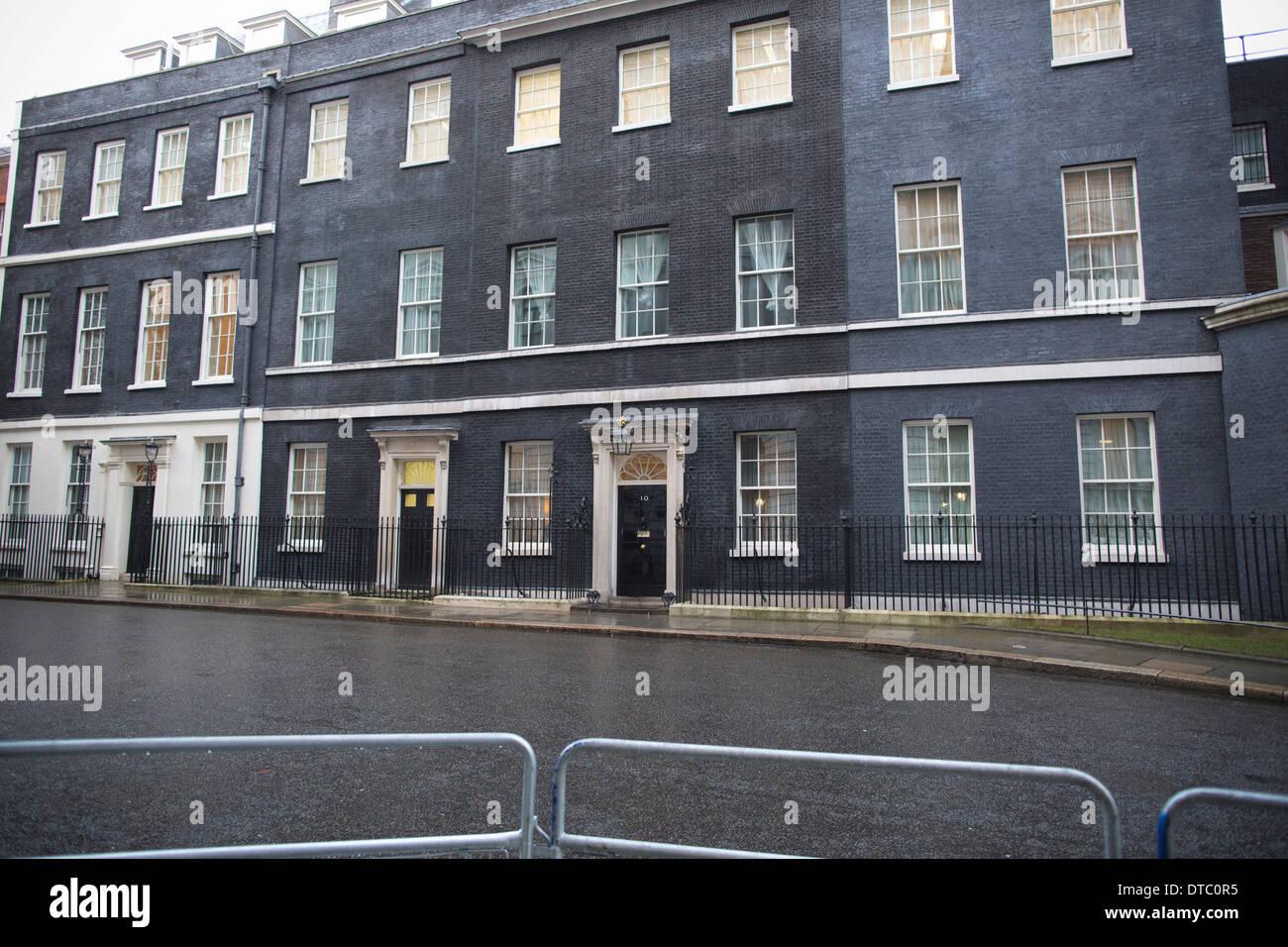 Downing Street, London, England, UK - Stock Image
