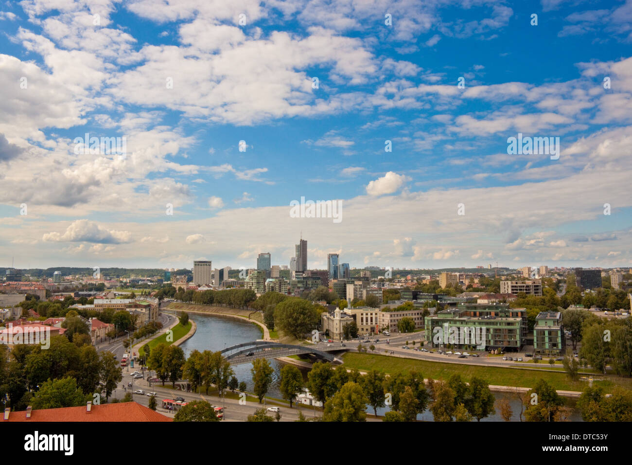 Vilnius, Lithuania - Stock Image