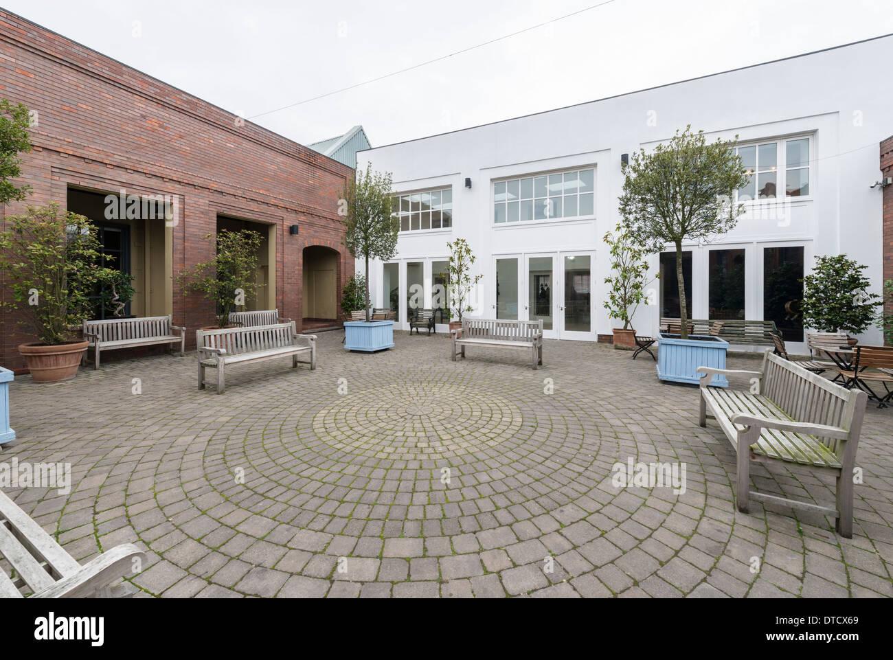Fazeley Studios, Digbeth, Birmingham, England. - Stock Image