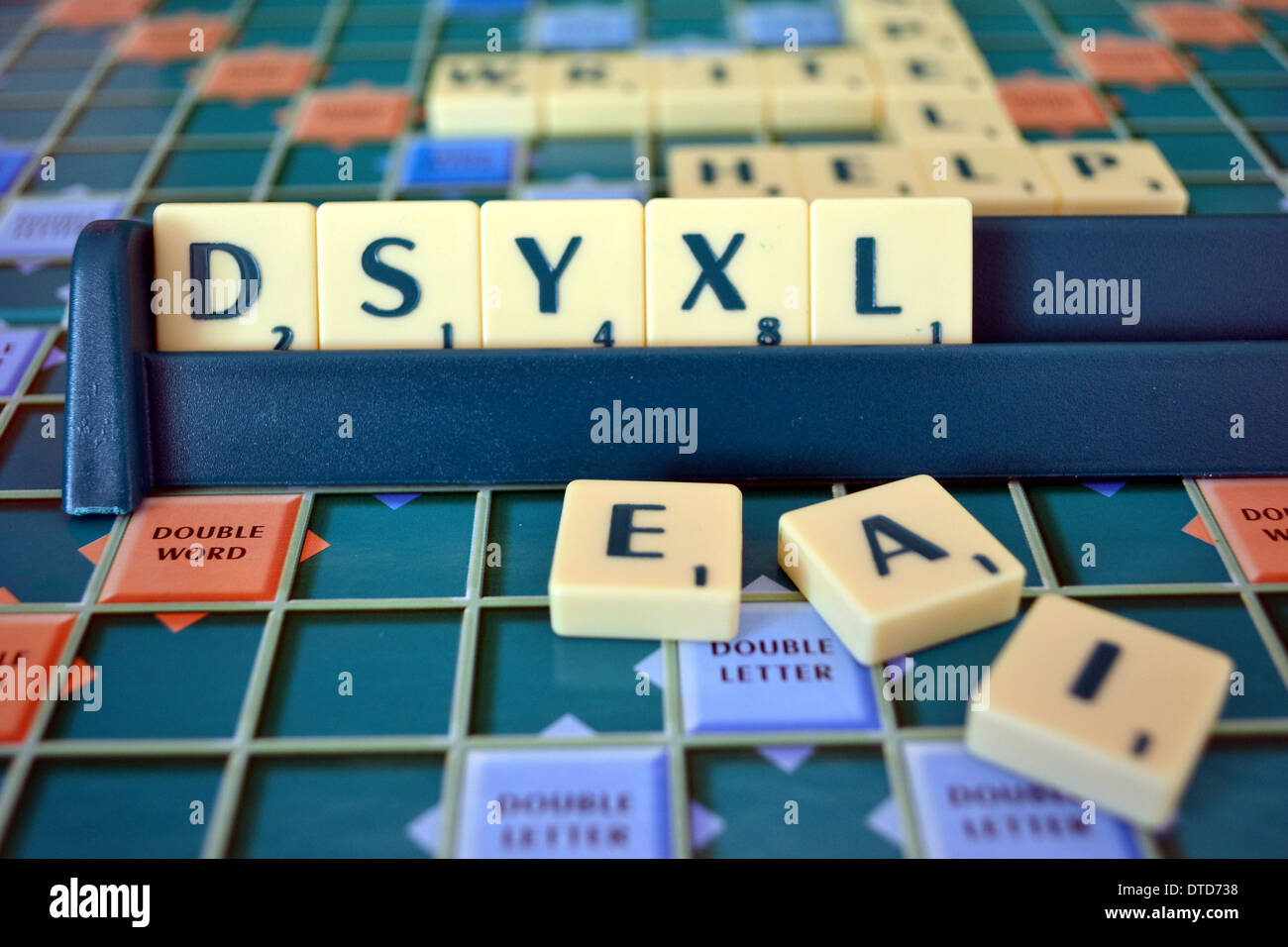 Spelling Game Stock Photos & Spelling Game Stock Images - Alamy