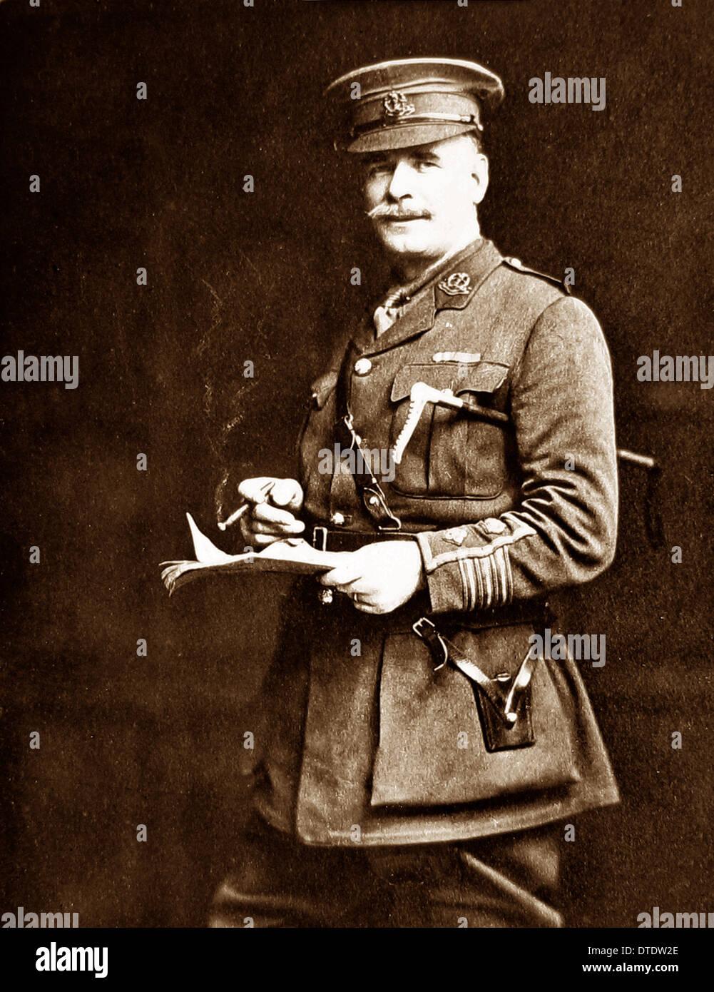 Colonel John Ward MP - trade unionist - Stock Image