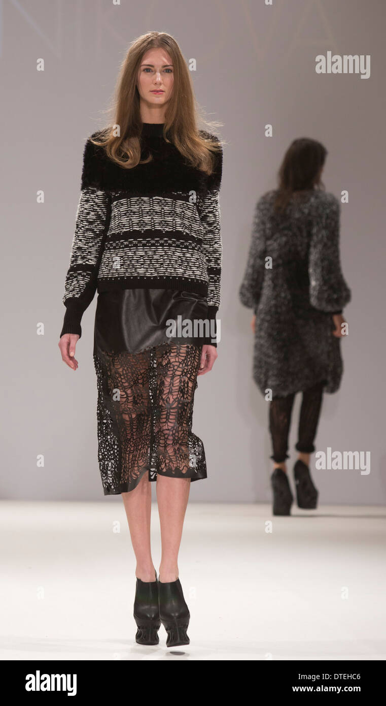 mercedes-benz kiev fashion days at fashion scout/freemasons hall